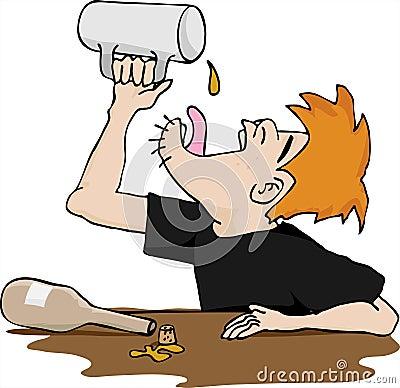 Drunkard s Empty Mug