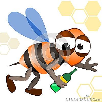 Drunken Bee