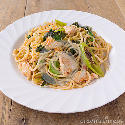 Drunken Spaghetti Stock Photos - Image: 38770403