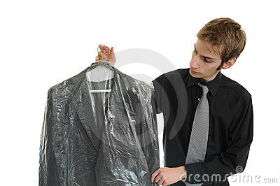 Dry Cleaned Suit