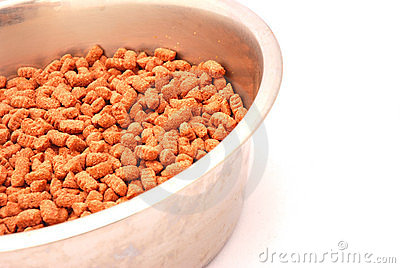 Dry Dog Food Pellets