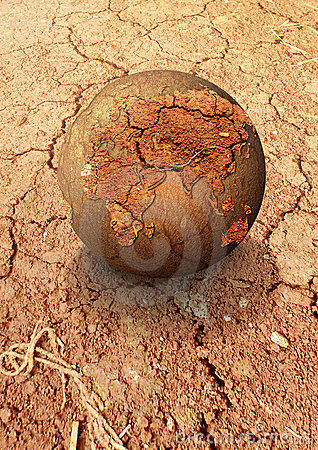 Free Dry Earth Stock Image - 13878061