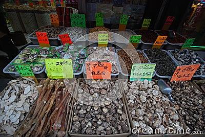 Dry fish - China Town