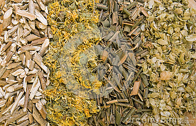 Dry herbals