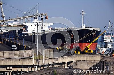 Dry-ship