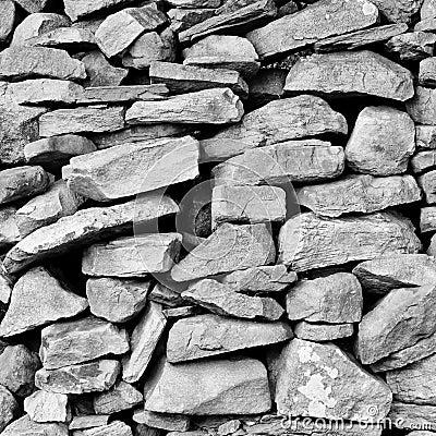 Free Dry Stone Wall Stock Photos - 32987033
