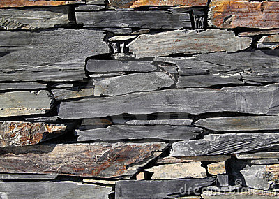 Dry stone wall - Portugal