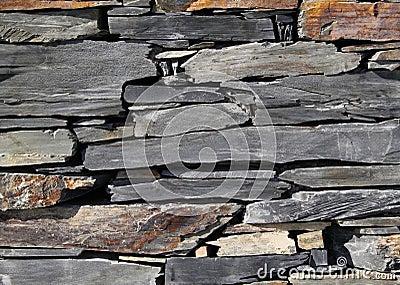 Dry stone wall - Portugal