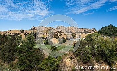 Dry Summer Hill