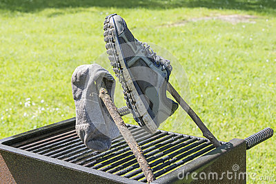 Drying Out Wet Shoes And Socks