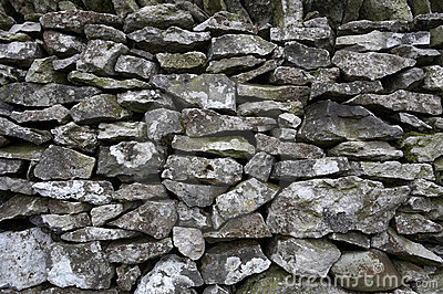 Drystone Wall Detail Stock Images - Image: 480024
