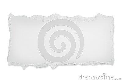 Drzejąca papierowa ścieżka