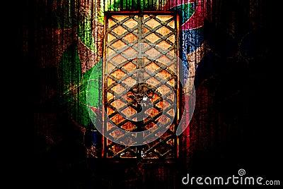 Drzwiowy czarodziejski ogon