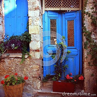 Drzwiowy grek