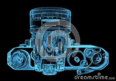 DSLR SLR camera