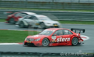 DTM 2010 - Adria Editorial Image