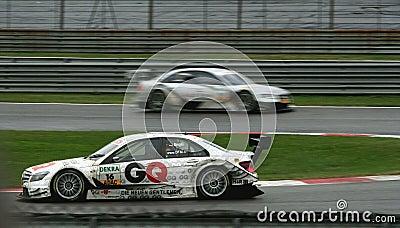 DTM 2010 - Adria Editorial Photo