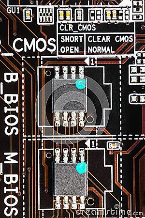 Dual chip BIOS