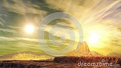Dual Sun of Kaito 1