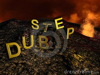 Dub Step Volcano