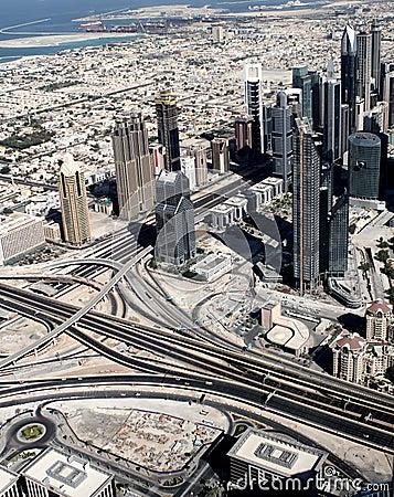 Dubai Editorial Stock Photo
