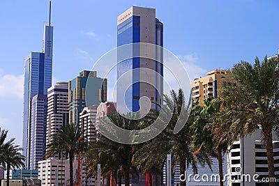 Dubai alta tecnologia