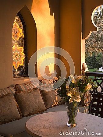 Dubai Balcony