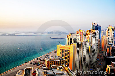 Dubai Beach Living 2