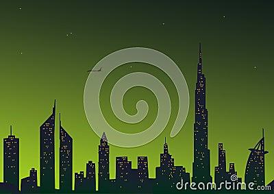 Dubai Beautiful city