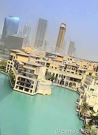 Dubai city, United Arab Emirates