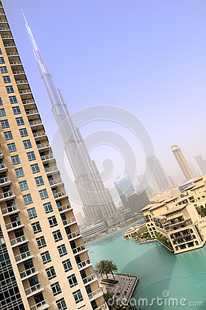 Dubai city, United Arab Emirates