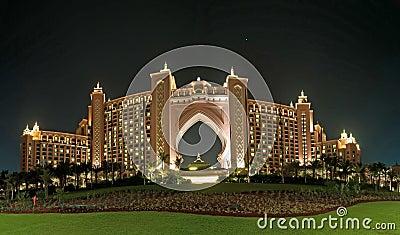 Dubai Hotel Panorama
