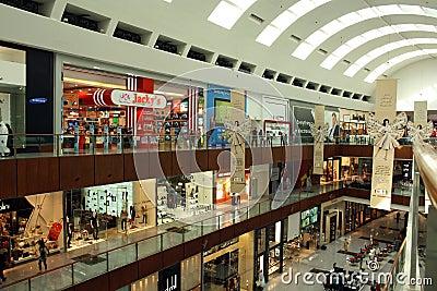 The Dubai Mall Editorial Photography