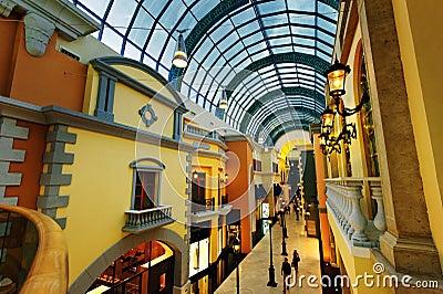Dubai Mall of the Emirates Editorial Image