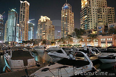 Dubai Marina, United Arab Emirates #04