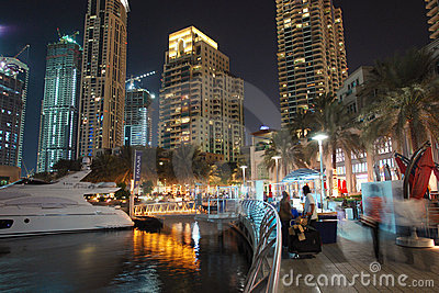 Dubai Marina, United Arab Emirates #07