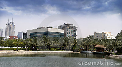 Dubai Media City Phase 1