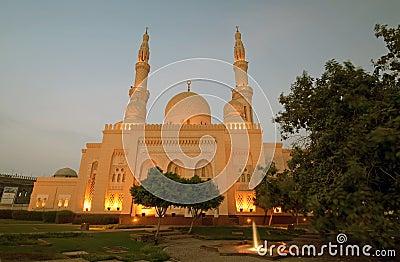 Dubai Mosque 4