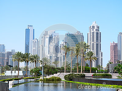 Dubai Editorial Photo