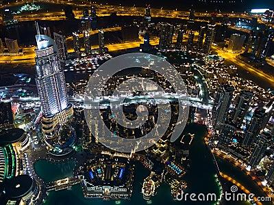 Dubai Editorial Stock Image