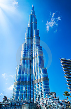 Free DUBAI, UAE. Burj Khalifa Royalty Free Stock Image - 22524776