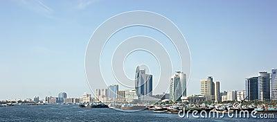 DUBAI, UAE , Deira , Port Said, the Bay Creek