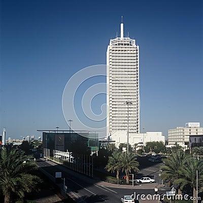 Free Dubai World Trade Center DWTC Stock Image - 5873921