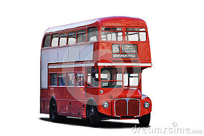 Dubbel däckarebuss