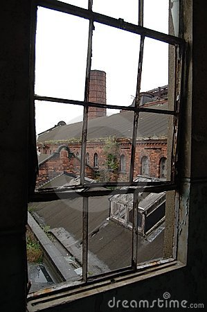 Dublin abandonada