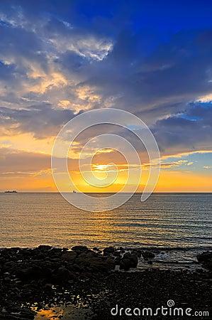 Dublin Bay Sunrise