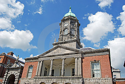 Dublin Castle. Bedford Tower