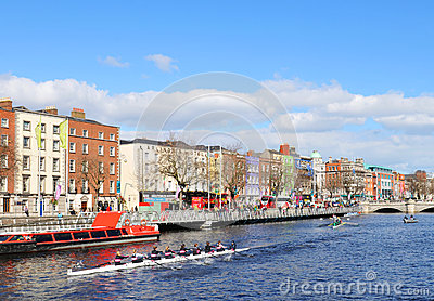 Dublin Editorial Image