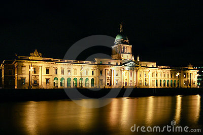 Dublin s Custom House