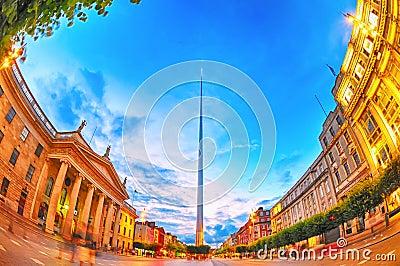 Dublin Spire- HDR